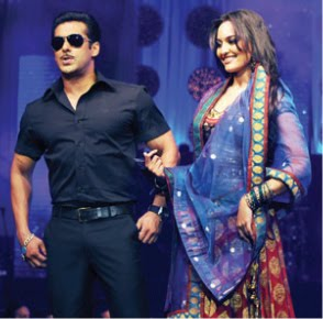 Hot Sonakshi Sinha and Salman Khan Pictures